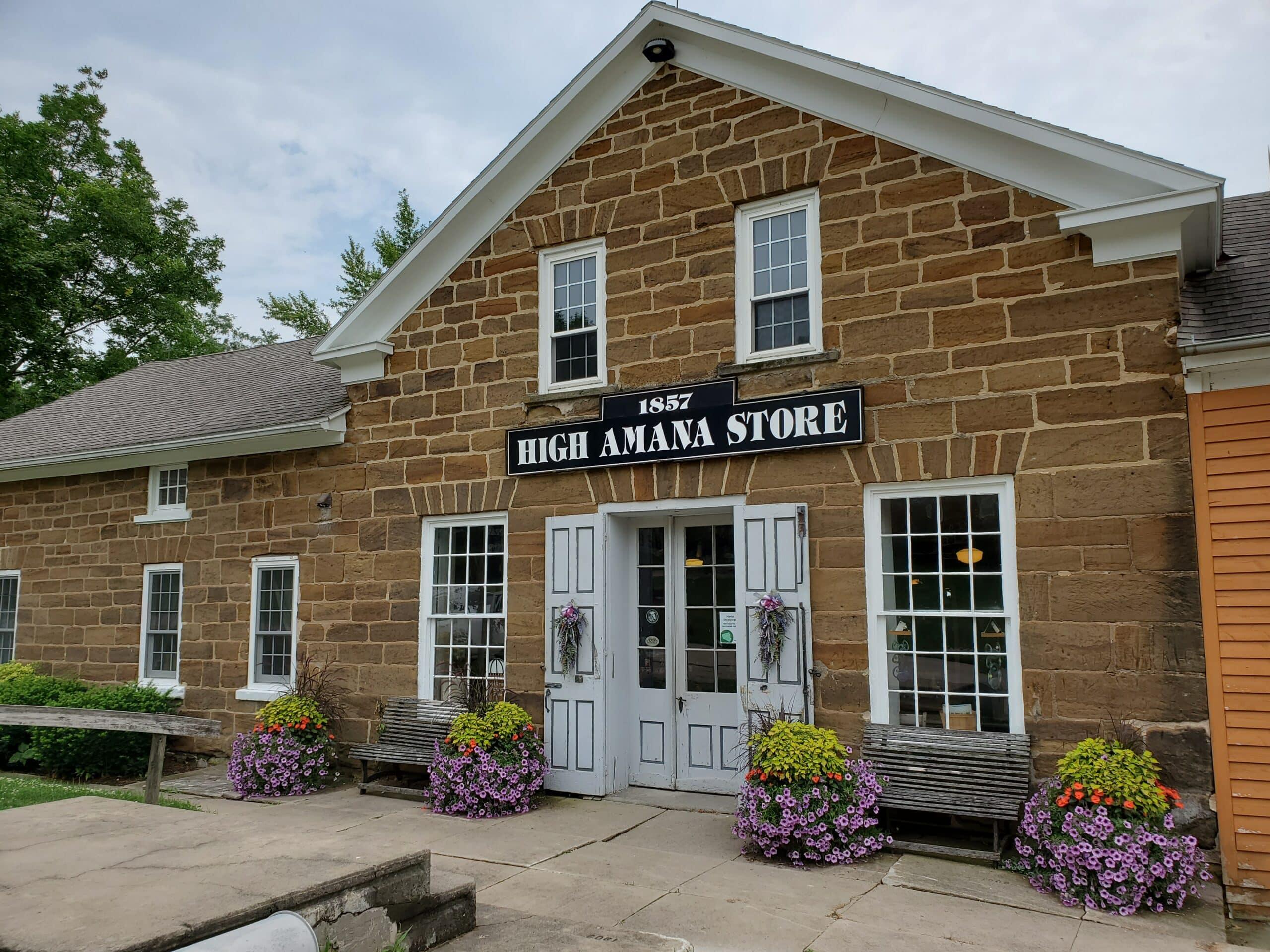 High Amana Store