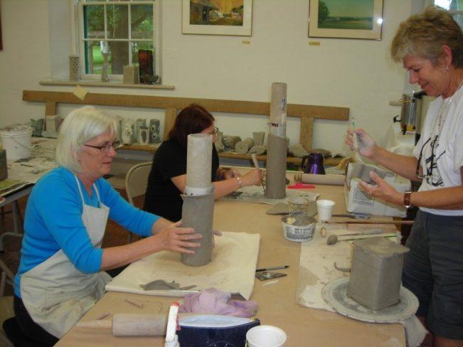 Arts & Crafts at DieHeimat