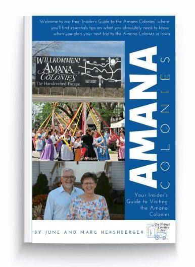 Amana Destination Guide Cover