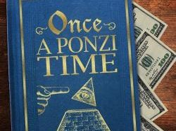 Once a Ponzi Time Book